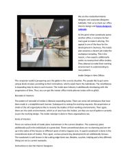 Office interior design - 2.docx