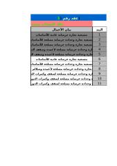 اعمال نجارة وحدادة مسلحة -نخالد الشحات محمد.xls