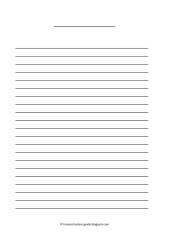 writing paper - plain.pdf