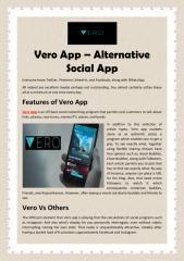 Vero App – Alternative Social App.pdf