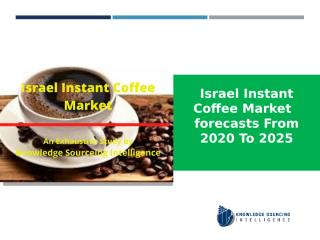 Israel Instant Coffee Market.ppt