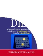 The 3 Week Diet Plans.pdf