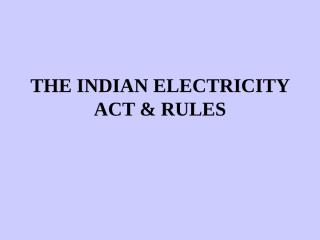 (2) Electricity Act & Rules.ppt