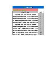 اعمال نجارة وحدادة مسلحة محمود عبد الحفيظ.xls
