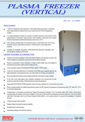 Plasma Freezer - Manufacturer - Supplier - Tanco Lab Products.pdf