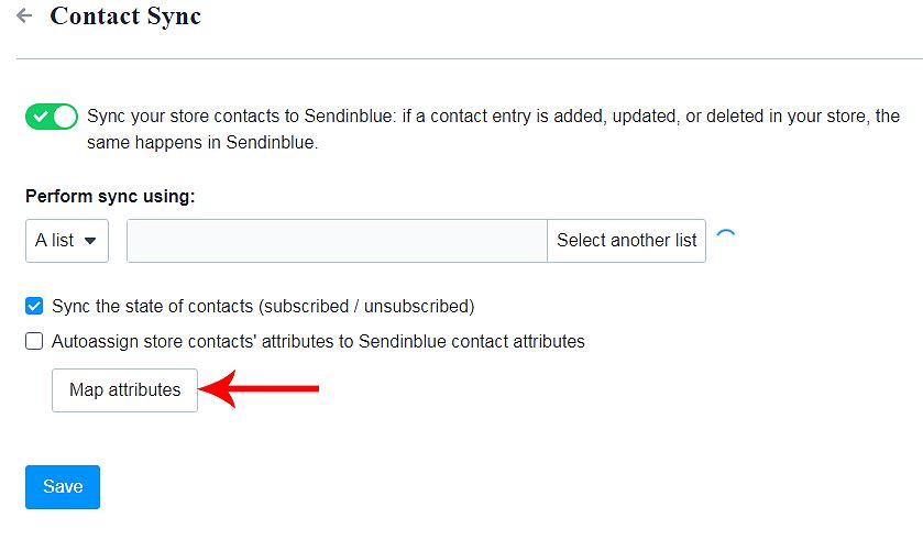 benefits of integrating the sendinblue